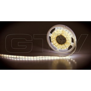 LED STRIP SMD 5050, 5 M, DC12V, 300 LED LAMP, MAX. LIGHTING 1 M 14,4W, WARM WHITE, WATER RESISTANT
