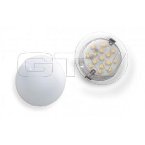 LED LAMP SERENA, 12V, 15 DIODE, WARM WHITE, WHITE